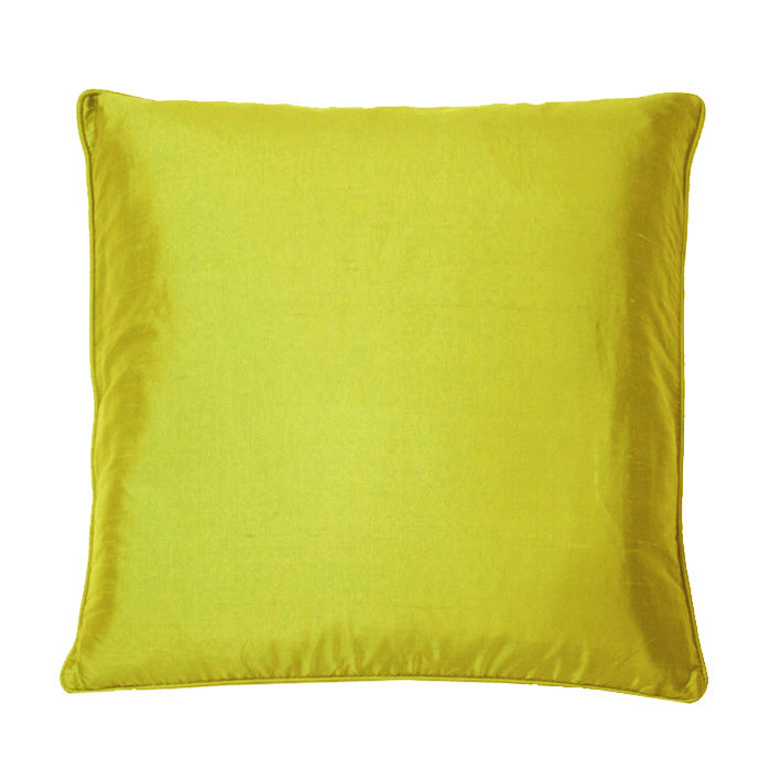Silk Cushion - Honeybee - by Kandola