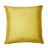 Kandola Silk Cushion Inca Gold