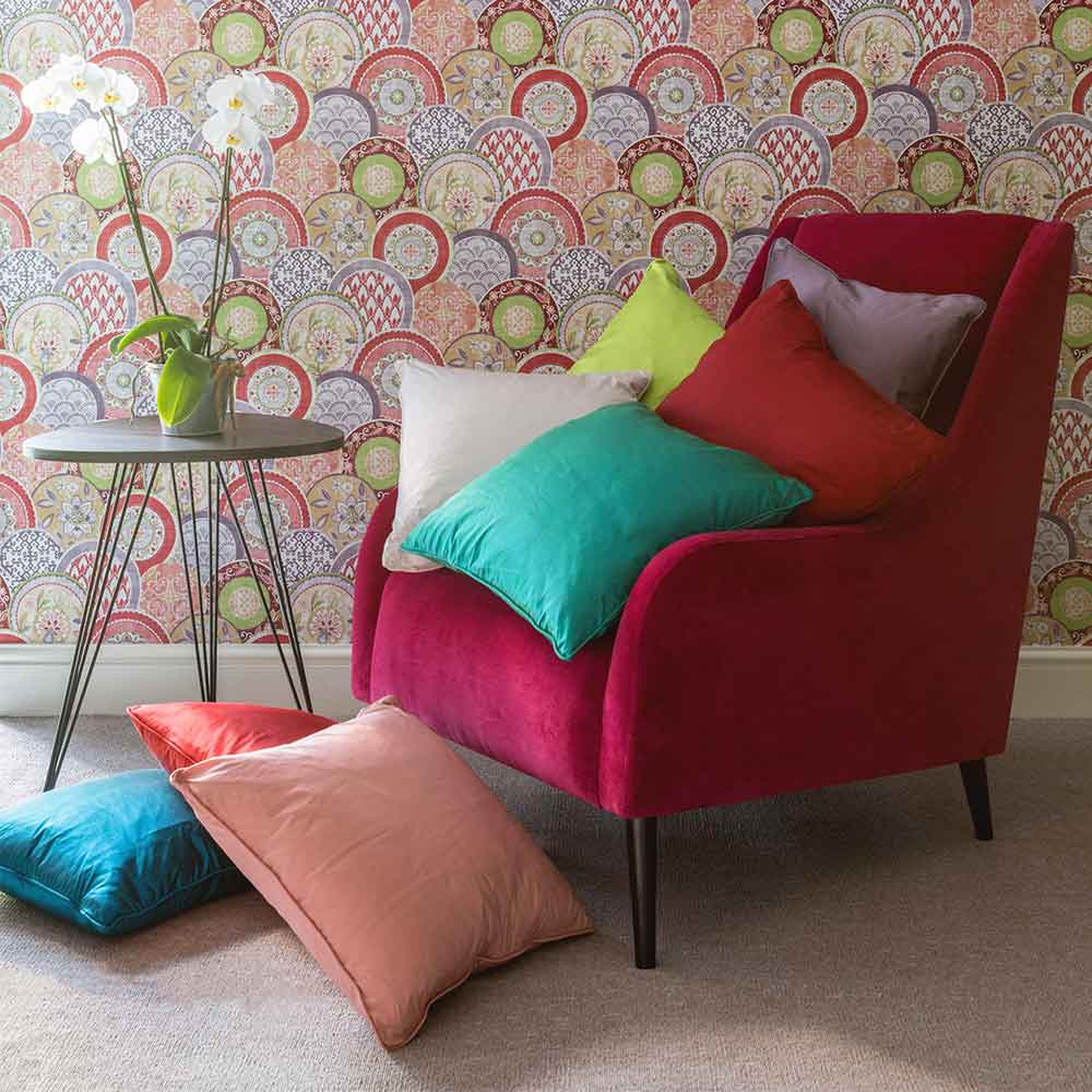 Kandola Silk Cushion Lint - Product code: 462