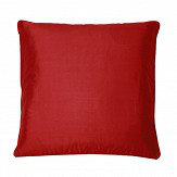 Kandola Silk Cushion Maroon