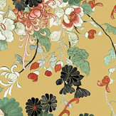 Jean Paul Gaultier Yokata Golden Wallpaper - Product code: 3316/02