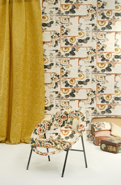 Jean Paul Gaultier Anastasia Natural Wallpaper - Product code: 3317/01