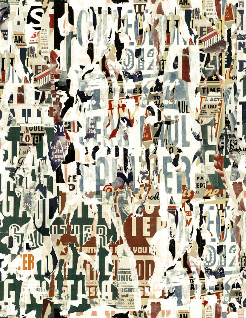 Jean Paul Gaultier Affiches Natural Wallpaper - Product code: 3323/01