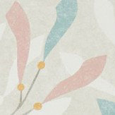 Sanderson Sea Kelp Blush / Stone Wallpaper - Product code: 216567