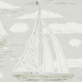 Sanderson Sailor Gull Wallpaper - Product code: 216570