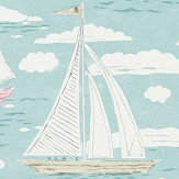 Sanderson Sailor Sky Wallpaper - Product code: 216573