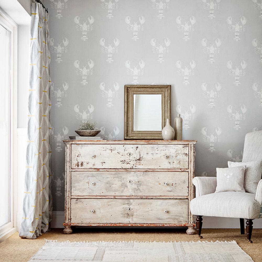 Cromer Wallpaper - Driftwood - by Sanderson