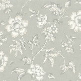 Boråstapeter Camille Grey Wallpaper