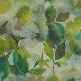 Designers Guild Surimono Moss Wallpaper