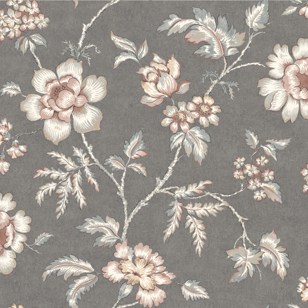 Boråstapeter Camille Brown Wallpaper - Product code: 7208