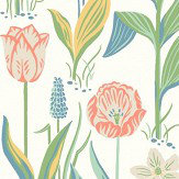 Boråstapeter Spring Garden Multi-coloured Wallpaper - Product code: 7218