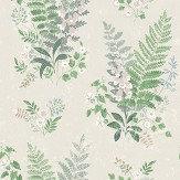 Boråstapeter Foxglove Pink Wallpaper - Product code: 7222