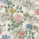 Boråstapeter Carnation Garden Multi-coloured Wallpaper - Product code: 7235