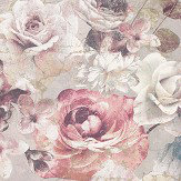 Jane Churchill Marble Rose Pearl Wallpaper