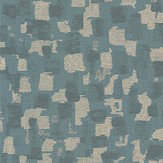 Jane Churchill Batali Teal Wallpaper - Product code: J8005-01