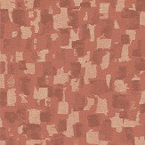 Jane Churchill Batali Copper Wallpaper