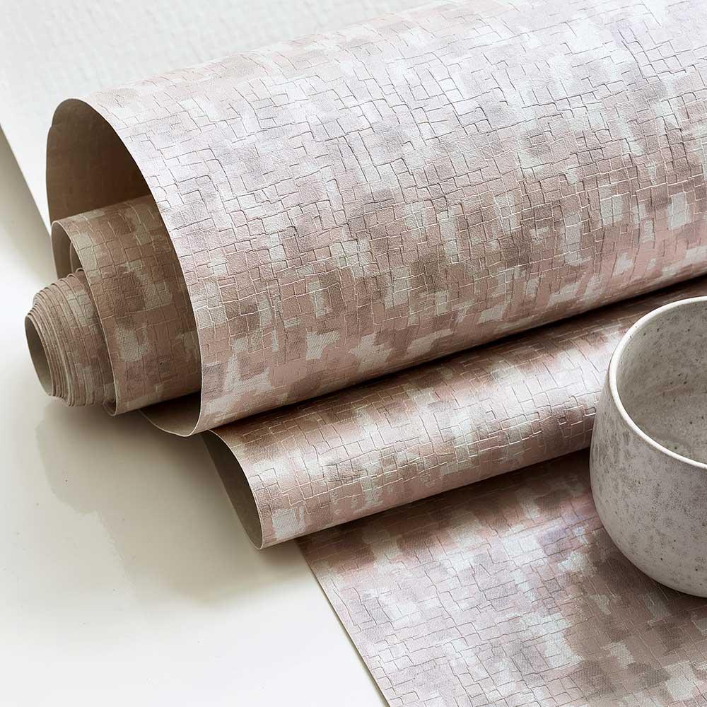Jane Churchill Batali Pink Wallpaper - Product code: J8005-03