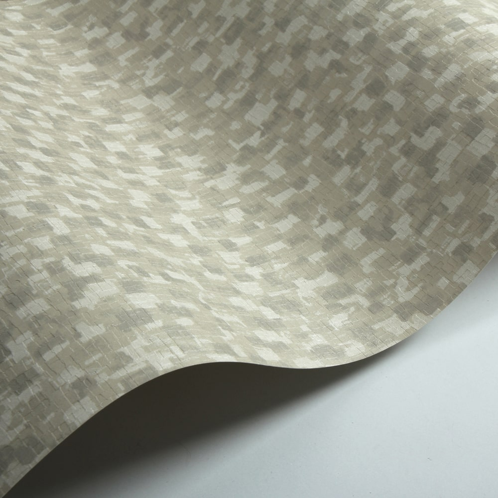 Batali Wallpaper - Pale Gold - by Jane Churchill