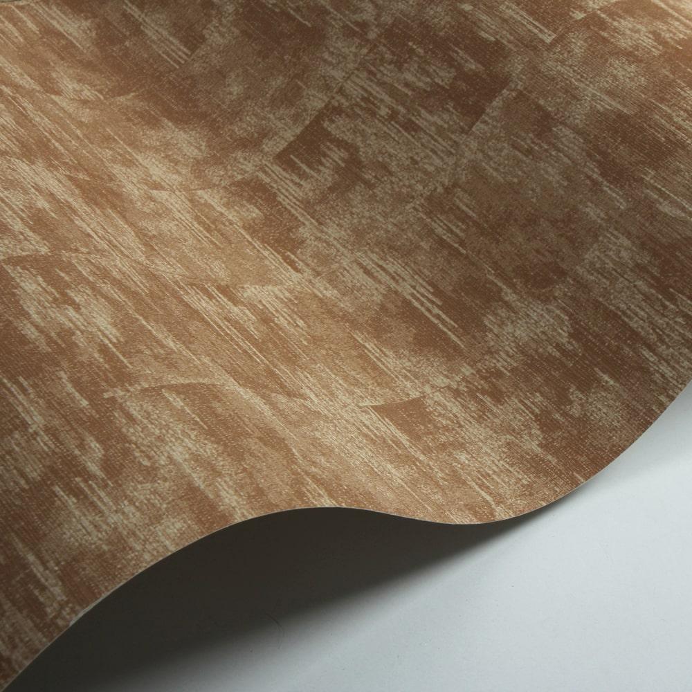 Morosi Wallpaper - Copper - by Jane Churchill