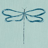 Scion Dragonfly Marine Fabric - Product code: 120759