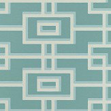 Designers Guild Rheinsberg Teal Wallpaper - Product code: P533/10