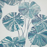 Designers Guild Brahmi Teal Wallpaper - Product code: PDG1061/04