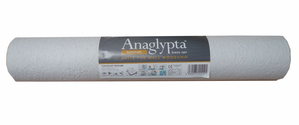 Anaglypta Anaglypta Woodchip  Lining Paper - Product code: DA011451520