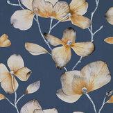 Harlequin Kienze Graphite / Gilver Wallpaper - Product code: 111959