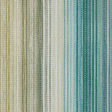 Harlequin Spectro Stripe Emerald Marine Wallpaper