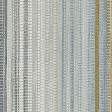 Harlequin Spectro Stripe Lichen Graphite Wallpaper