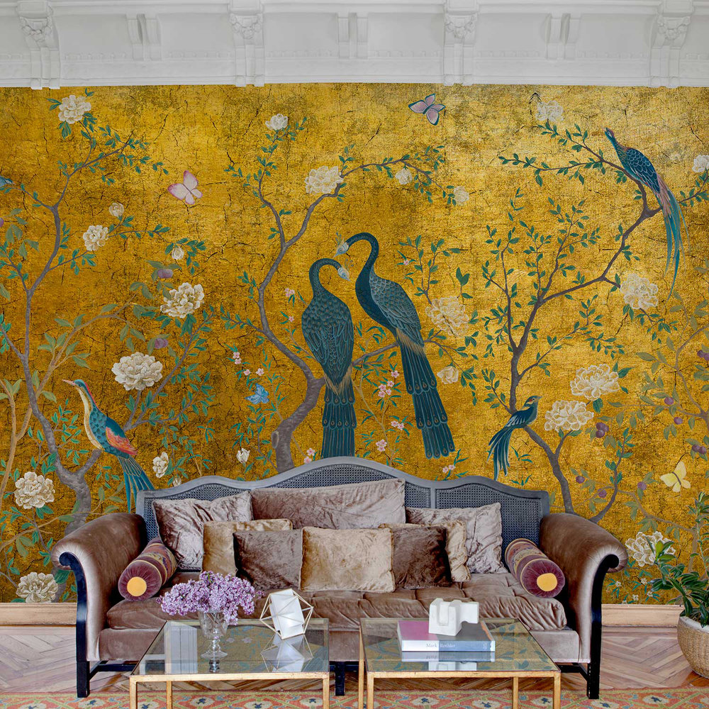 Coordonne Edo Gold Mural - Product code: 6600091