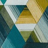 Harlequin Arccos Emerald / Blush Wallpaper - Product code: 111970