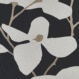 Harlequin Kienze Steel / Graphite Wallpaper