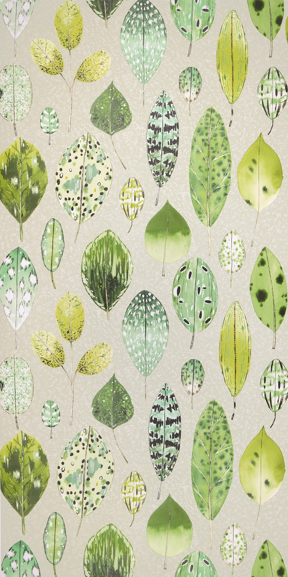 Tulsi Wallpaper - Eau de Nil - by Designers Guild