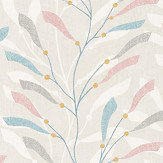 Sanderson Sea Kelp Blush/Stone Fabric