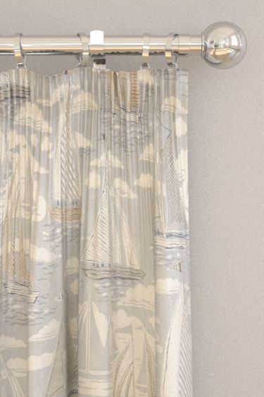 Sanderson Sailor Gull Curtains - Product code: 226501