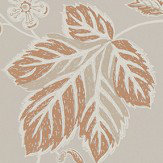 Sanderson Warwick Taupe Wallpaper - Product code: 216615