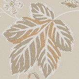 Sanderson Warwick Linen Wallpaper - Product code: 216616