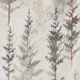 Sanderson Juniper Pine Elder Bark Wallpaper