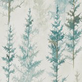 Sanderson Juniper Pine Forest Wallpaper