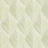 Nina Campbell Bonnelles Green/ Ivory Wallpaper - Product code: NCW4352-05