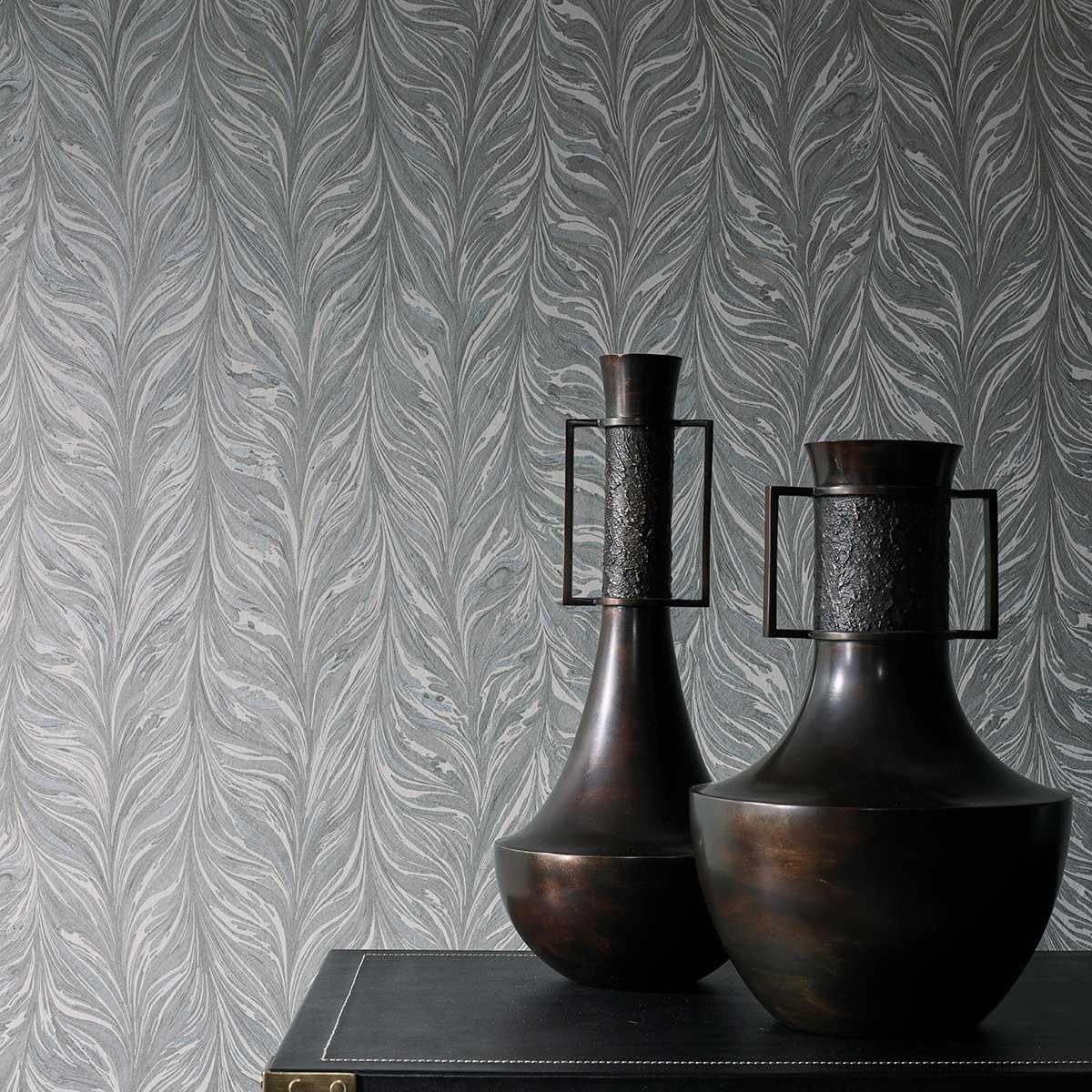 Zoffany Ormonde Stone Chalk Wallpaper - Product code: 312873