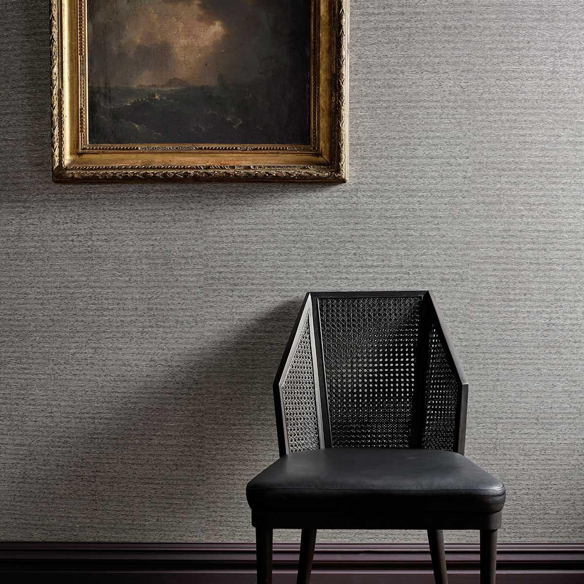 Zoffany Ormonde Silver Dusk Wallpaper - Product code: 312872