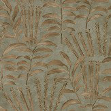 Zoffany Highclere Olivine Wallpaper