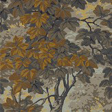 Zoffany Richmond Park Nightfall Wallpaper