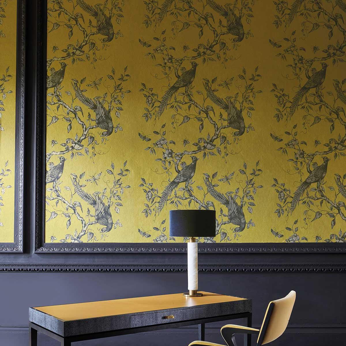 Zoffany Darnley Tiger's Eye Mural - Product code: 312884