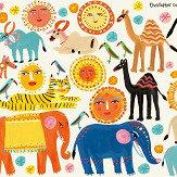 Villa Nova Sundance Wall Stickers Multi-coloured