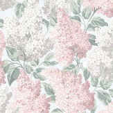 Cole & Son Lilac Ballet Slipper / Dove Wallpaper - Product code: 115/1002