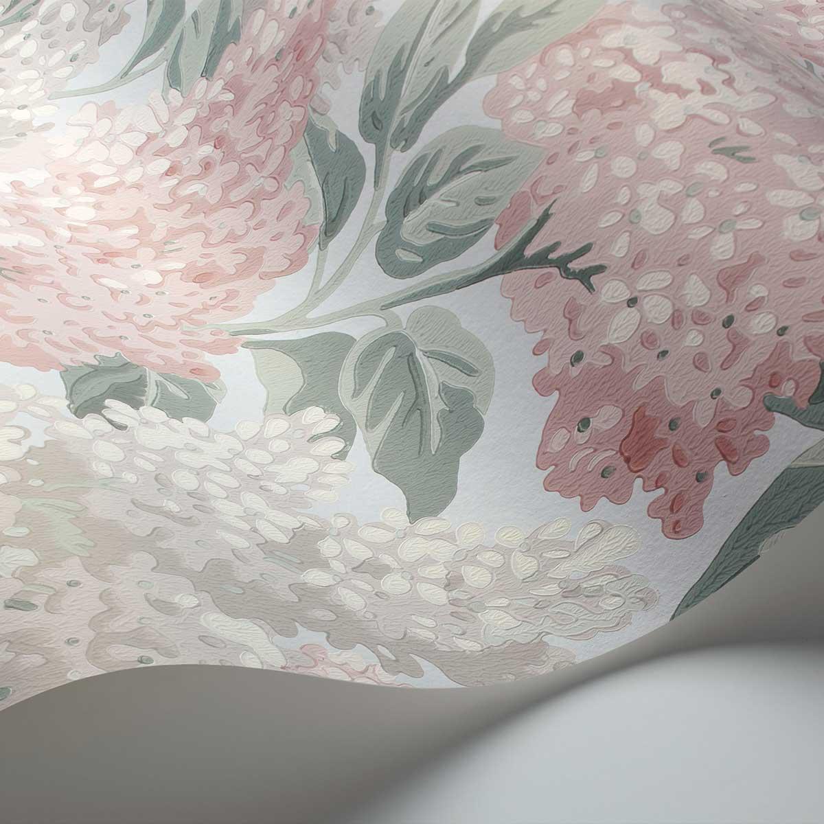 Cole & Son Lilac Ballet Slipper / Dove Wallpaper - Product code: 115/1002