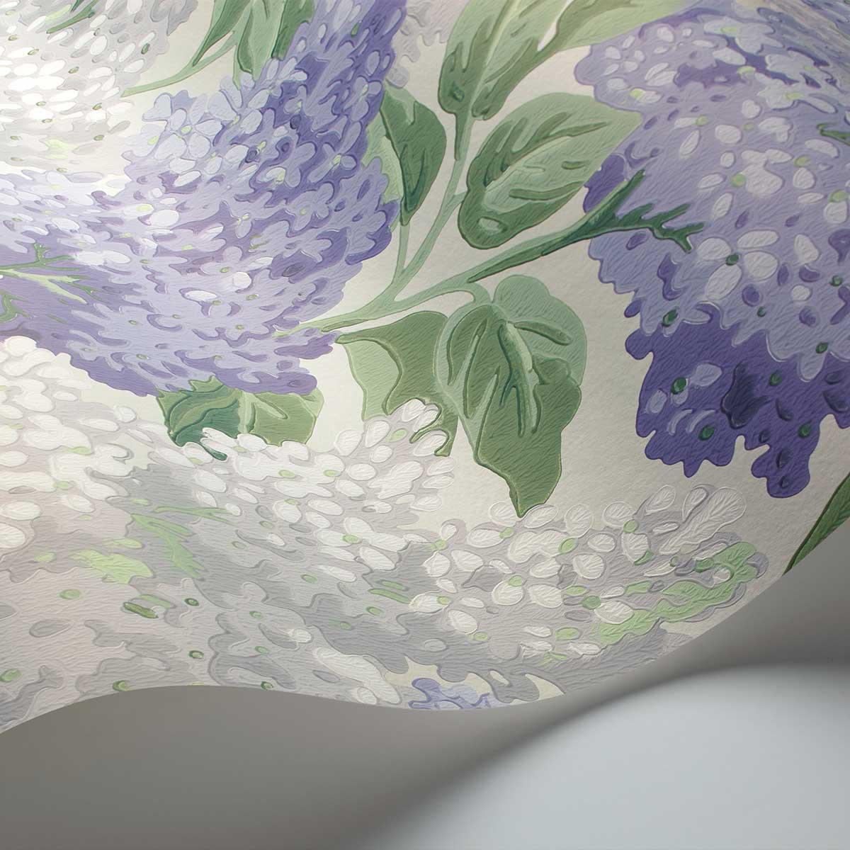 Cole & Son Lilac Lilac / Dove Wallpaper - Product code: 115/1004